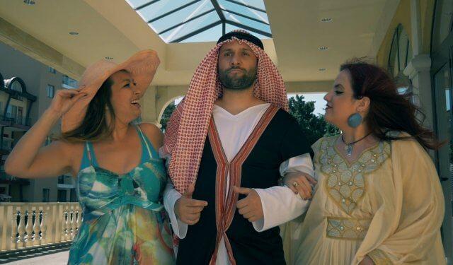 Sheikh Vi a.k.a. Princc Vihren feat Petya & Tuturutka - Skendja
